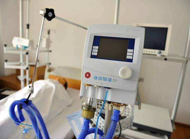 machine in hospital
