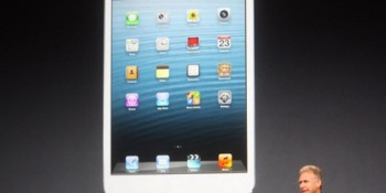 Surprise! The iPad 5 will be thinner and lighter
