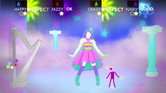 """Just Dance 4: """"Love You Like a Love Song"""""""