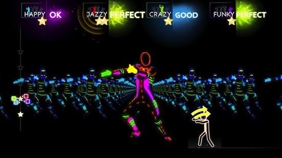 """Just Dance 4: """"Rock 'N Roll (Will Take You to the Mountain)"""""""