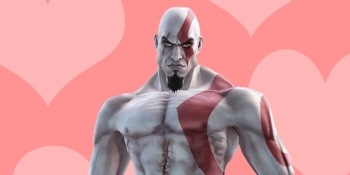 If God of War's Kratos had a dating site profile