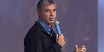 Google's Larry Page 'a better CEO' for having paralyzed vocal cords