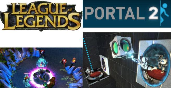 league portal blend