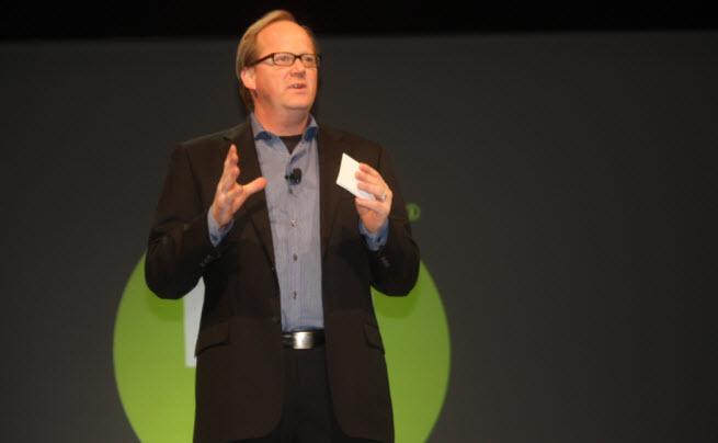 Martin Rae, president of AIAS
