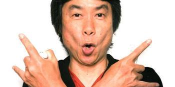 Shigeru Miyamoto is Nintendo's other original intellectual property