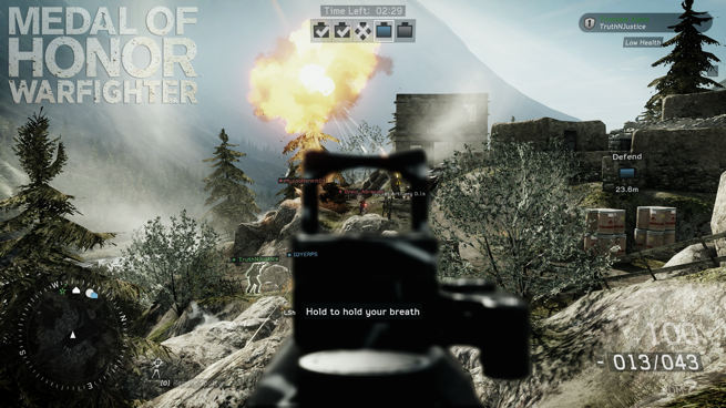 Medal of Honor: Warfighter 3