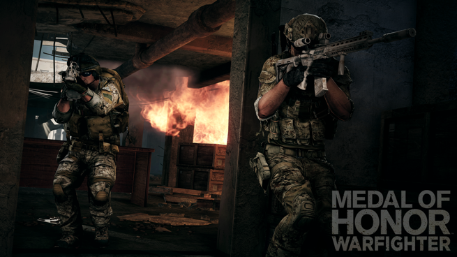 Medal of Honor: Warfighter 4