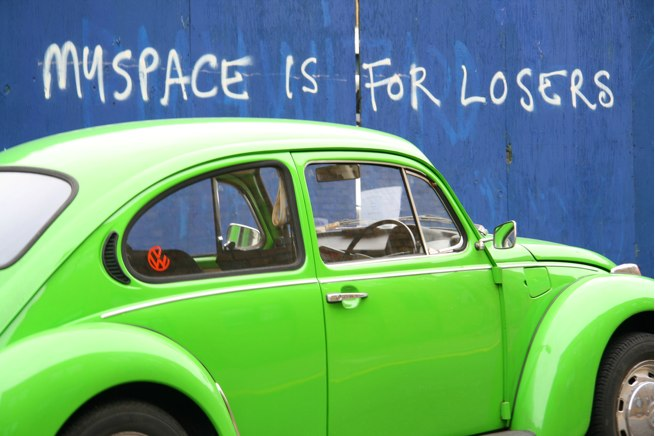 myspace losers