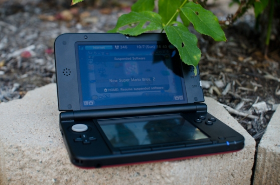 Nintendo 3DS XL-8816