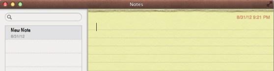 notes-Skeuomorphic-design