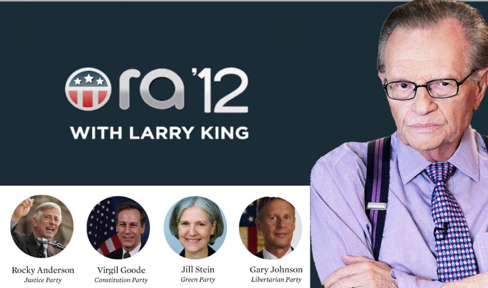 Larry King, Ora.tv
