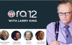Larry King, Ora.tv