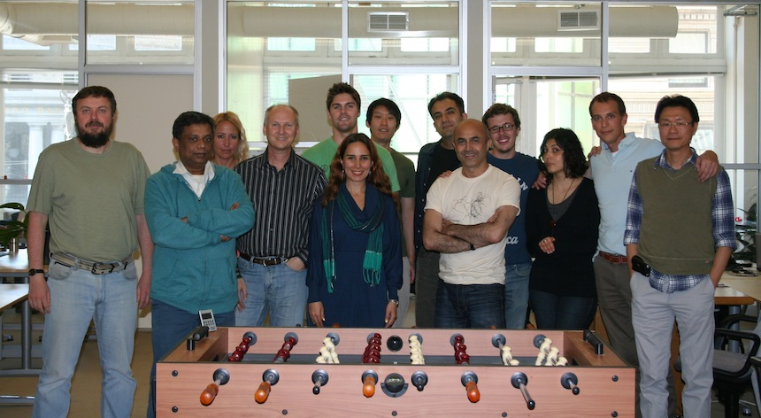 PassBan Team Photo