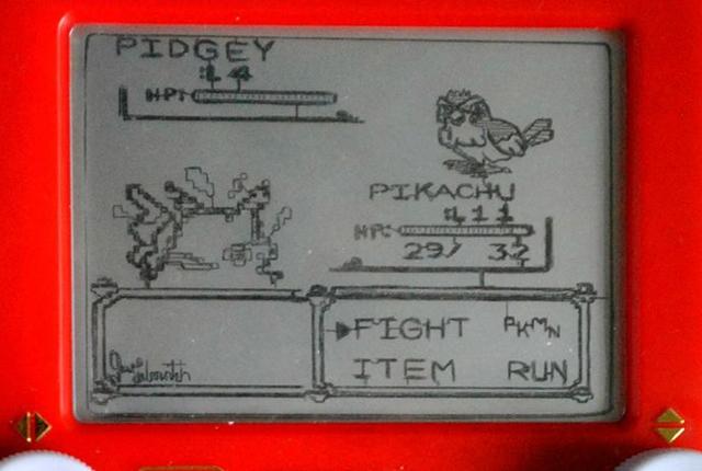 Etch A Sketch Pokémon