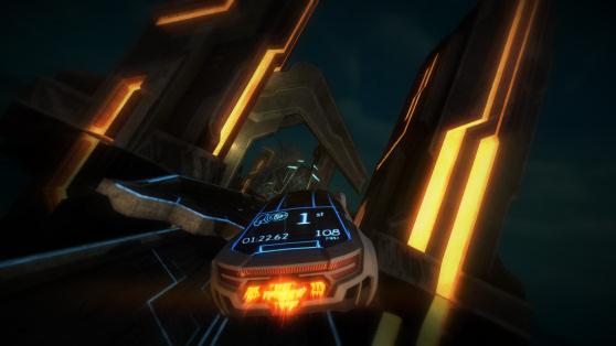 Distance prototype gameplay