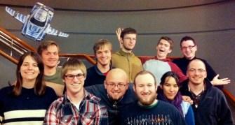 Refract Studios team