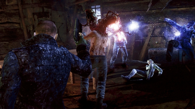Threeview: Resident Evil 6 reviewed by a critic, an analyst