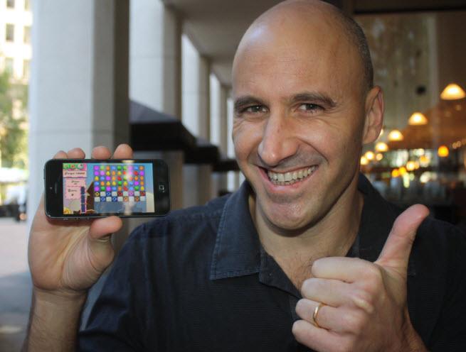 Riccardo Zacconi, King.com's CEO.