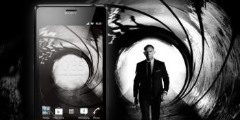 James Bond's new phone: not an iPhone 5 or Samsung Galaxy S III
