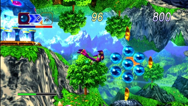 Nights into Dreams HD has finally made its way onto Xbox Live Arcade and  PlayStation Network. For those who are new to Sonic Team's magical 1996  Sega Saturn ...