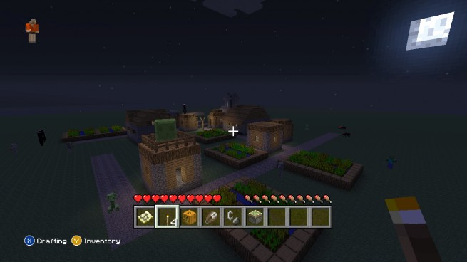 Patch notes: Minecraft Xbox 360 Edition update includes