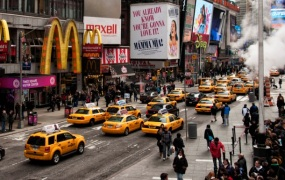 Uber can't compete with cabs in Manhattan