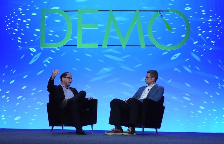 Ray Kurzweil DEMO