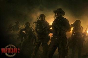 Wasteland 2 - Desert Rangers art