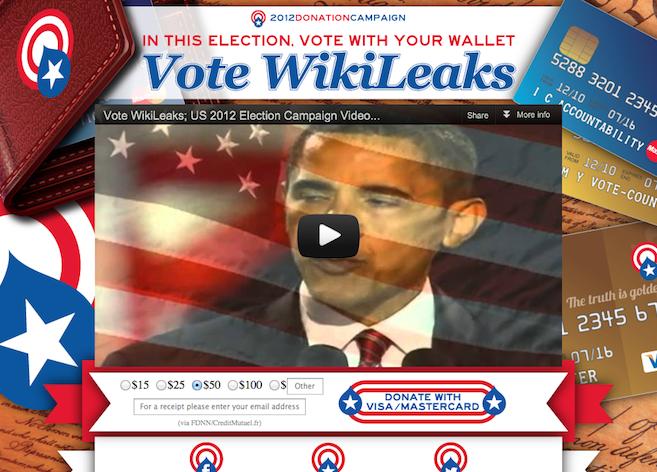 Wikileaks Paywall