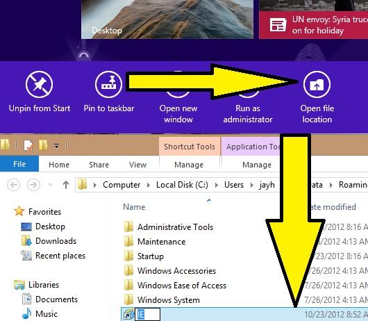 Windows 8 Rename