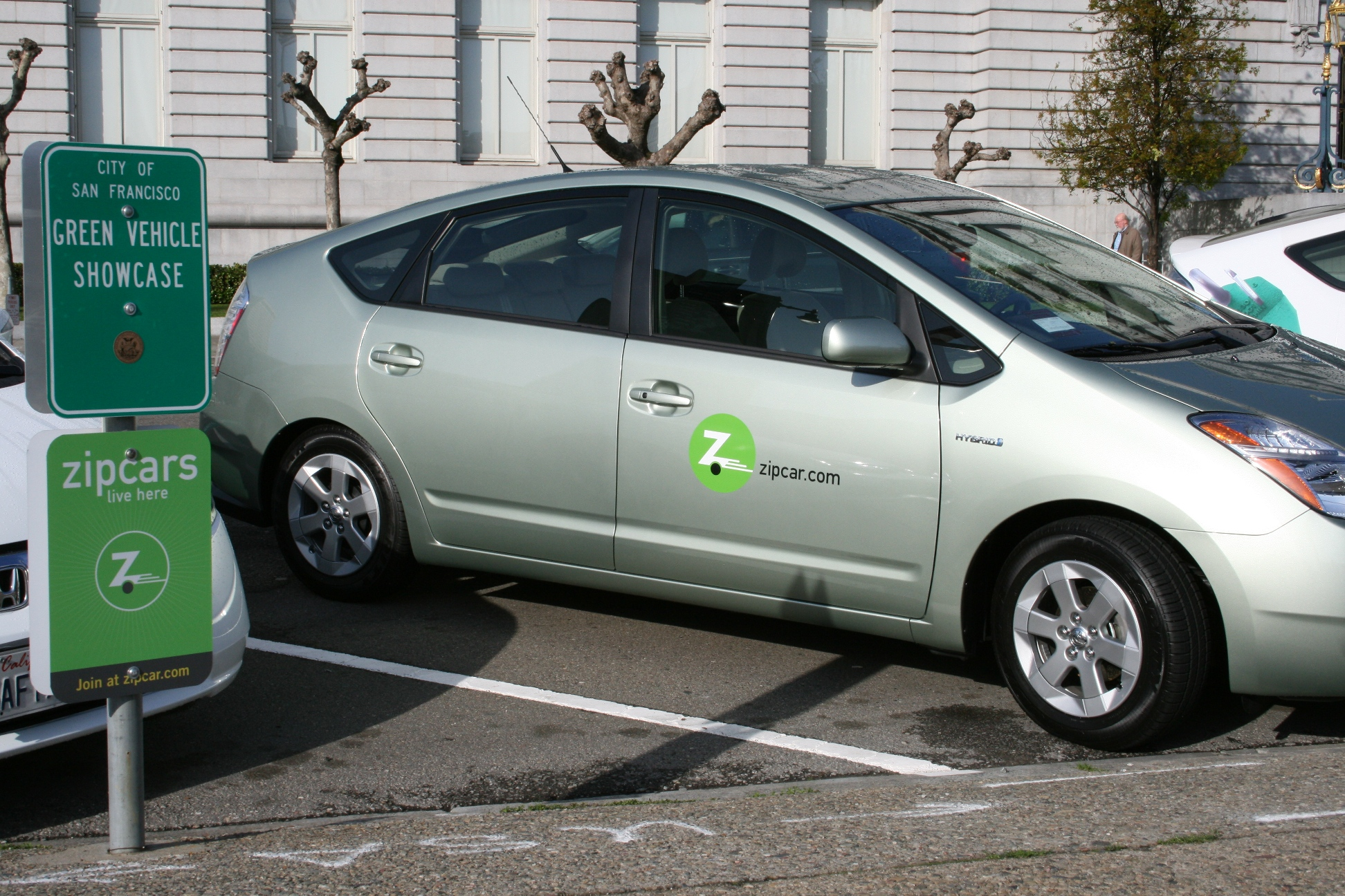 First Glimmers Of Avis Zipcar Acquisition Appear At Nyc