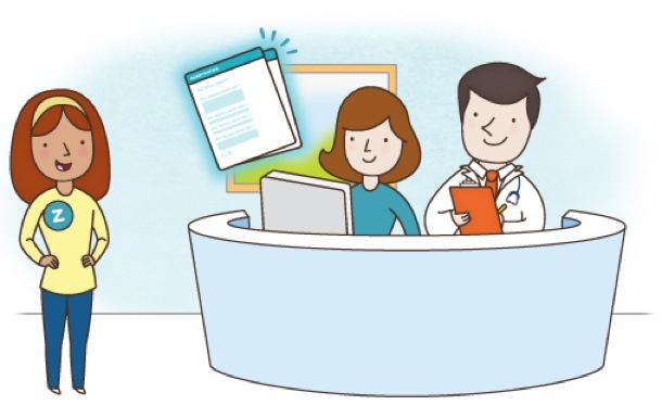 Zocdoc Check In Lets You Deal With Medical Paperwork Before The Waiting Room Venturebeat