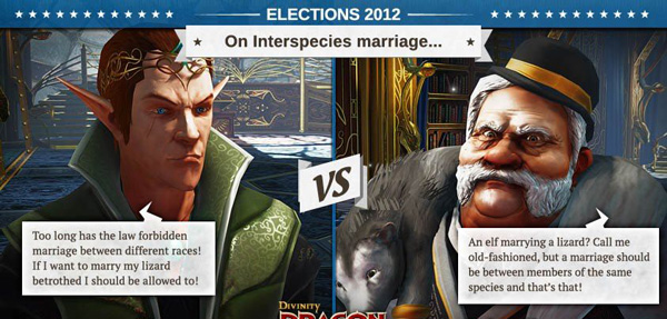 Divinity: Dragon Commander Gay Marriage