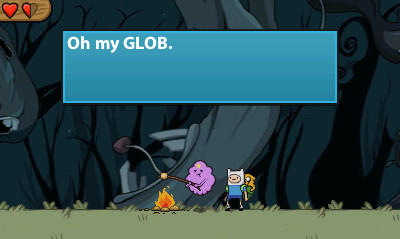 Adventure Time Lumpy Space Princess
