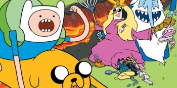 Adventure Time puts a cartoon spin on a weird classic (review)