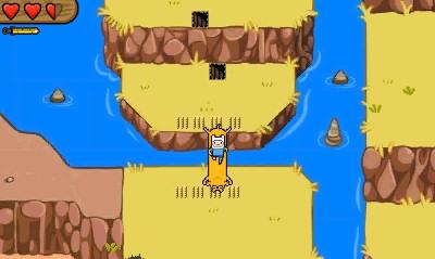 Adventure Time Jake bridge