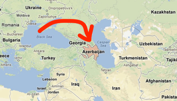 Google goes to azerbaijan to fight for internet freedom venturebeat google goes to azerbaijan to fight for internet freedom gumiabroncs Gallery