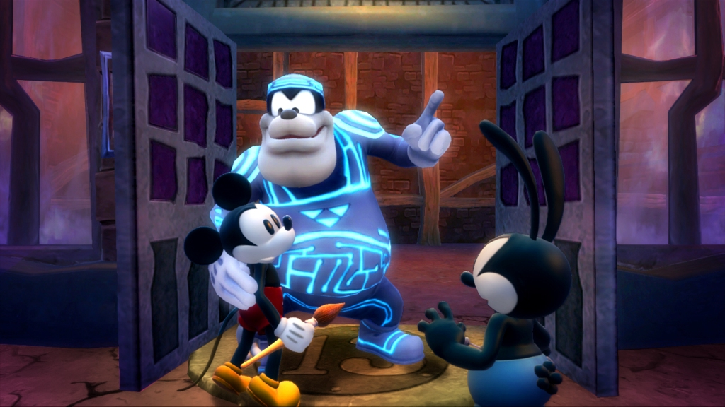 Epic Mickey 2 - Petetronic