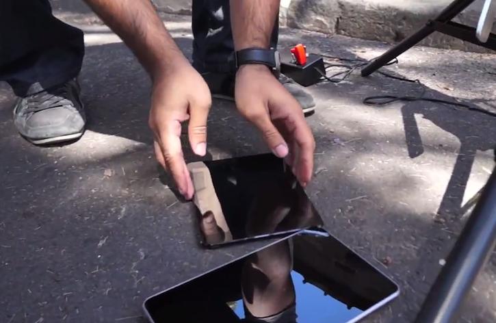 drop test ipad mini