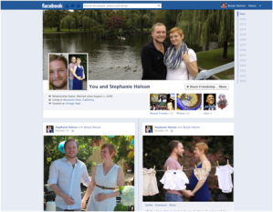 facebook friendship page new