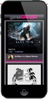GamesGrabr mobile