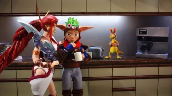 PlayStation All-Stars Battle Royale Robot Chicken