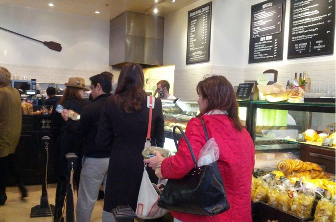 mobile payments app from OLO makes La Boulange a no-waiting experience