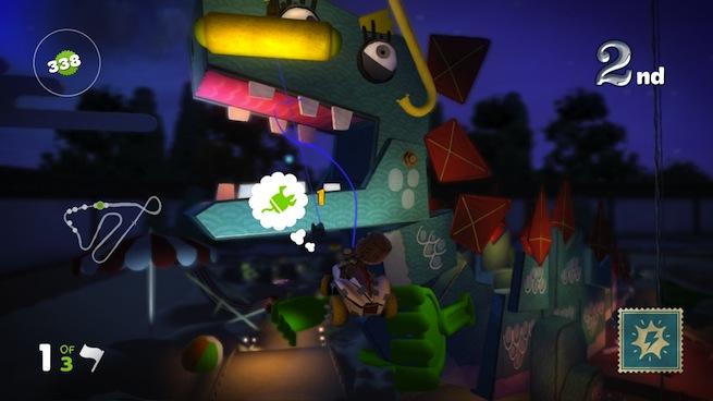 LittleBigPlanet Karting: Monster Island