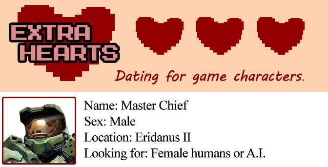 Extra Hearts: Master Chief profile