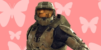 If Halo's Master Chief had a dating site profile