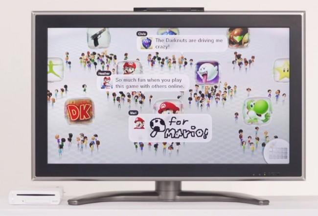 Wii U Miiverse