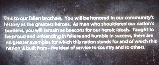 Medal of Honor Ending