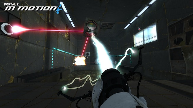 Portal 2: In Motion