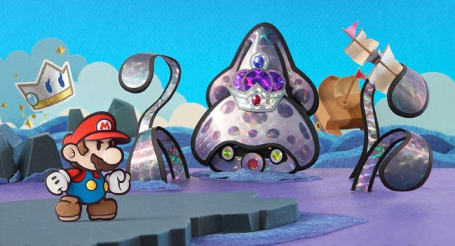 paper mario sticker star coloring pages - paper mario sticker star fails to justify its gimmick